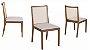 Cadeira de jantar com Encosto em Palha - Imagem 1