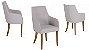 Cadeira sd04- micaela c/ braço jho unid - Imagem 1