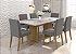 Cjt mesa de jantar sd03- ayla nll c/ 6 cadeira - Imagem 3