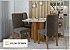 Conjunto de Jantar com 4 Cadeiras - Imagem 1