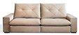 Sofá Retrátil e Articulado Cooper 2,70 m - com Molas ensacadas - Imagem 1