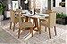 Conjunto de Mesa de Jantar Gran Zain 6 Lugares  - Imagem 1