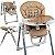 Cadeira de Refeição Burigotto Prima Pappa Zero 3 Monarca - Imagem 4