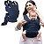Canguru para Bebe Chicco Boppy ComfyFit Blue Azul 0m+ - Imagem 4