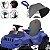Carrinho Passeio Pedal Bandeirante Superjipe com Capota Azul - Imagem 4