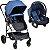 Carrinho de Bebe com Bebe Conforto Burigotto Convert Blue - Imagem 1