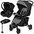 Carrinho de Bebe Bebe Conforto e Base CBX Woya Cinza Comfy Grey - Imagem 1