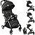 Carrinho de Bebe Chicco Goody Cinza Escuro Graphite - Imagem 1