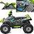 Quadriciclo Peg-Perego Polaris Sportman 700 Twin Lime 12v - Imagem 3
