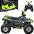 Quadriciclo Peg-Perego Polaris Sportman 700 Twin Lime 12v - Imagem 2
