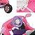 Carrinho de Passeio Biemme Push Baby Easy Ride Rosa Andador - Imagem 2