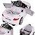 Carro Eletrico Belfix Audi TT RS 12V Controle Remoto Branco - Imagem 3