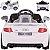 Carro Eletrico Belfix Audi TT RS 12V Controle Remoto Branco - Imagem 2