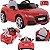 Carro Eletrico Belfix Audi TT RS 12V Controle Remoto Vermelho - Imagem 1