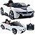 Carro Eletrico Infantil Bel BMW i8 6V Controle Remoto Branca - Imagem 1