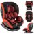 Cadeirinha Para Carro Chicco Seat4Fix 360º 0 a 36 Kg Poppy Red - Imagem 4