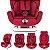 Cadeirinha para Carro Chicco Youniverse Fix 9-36Kg Red - Imagem 3