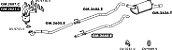 Catalisador (Conversor) Catalítico C/ Sonda Agile 1.4 2009 / 2014 - Imagem 3