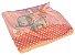 Cobertor Hipoalérgico Le Petit - Zoo Rosa - Colibri - Imagem 1