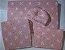 Kit com 4 Travesseiros Coelha - Rosa - Bambi - Imagem 1