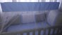 Kit Berço com 9 peças - Azul - D' Souza Baby - Imagem 1