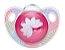 Chupeta Trendline Confort +6m - Rosa - Nuk - Imagem 1