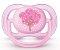 Chupeta Ultra Air 0-6m - Rosa e Verde - 2 un - Philips Avent - Imagem 2