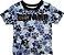 Camiseta Masculina - Azul - Alakazoo - Imagem 1