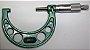 13203-75 - PANTEC - Micrometro Externo Analógico 50-75mm/0,01mm  - Imagem 1