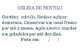 Geleia de Mirtilo - Imagem 4