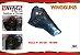 """Coldre Couro P Revolver .38 .357 - Cano de 4"""" - Wingguns - Preto - Imagem 1"""