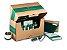 Kit de Referência em Embalagens + de 70 amostras de materiais + Better Packaging. Better World - 1ºEdição - Imagem 3