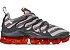 Nike VaporMax Plus Grey Red - Imagem 3