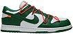 Nike sb Dunk pro OFF WHITE Pine Green - Imagem 1