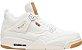 NIKE Levis x Air Jordan 4 WHITE - Imagem 1