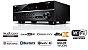 Receiver Yamaha RX-V585 BL 7.2ch Dolby Atmos BT Wi-Fi AirPlay 4K UHD HDR10 Zona B - Bivolt - Imagem 2