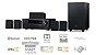 Conjunto Home Theater 5.1 Onkyo HT-S3910 Dolby Atmos DTS:X 4K HDR Bluetooth - Black - 110V - Imagem 2