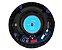 """Wave Sound Caixa de Som de Embutir WIN120 Angulada Tela Slim Quadrada 6,5"""" 120W - Unidade - Black / White - Imagem 4"""