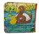 Livrinho de Banho Patinho Amarelo - Kababy - Imagem 5