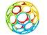 """Oball Classic 4""""- Vermelha , Amarela , Verde e Azul  - Imagem 1"""
