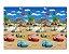 Tapete Hi Carros Disney Girotondo Baby - Imagem 1