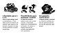 Carrinho de Bebê Thule Sleek - Black and Black  - Imagem 3