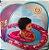 Boia Infantil Baby Boat Cobertura Retrátil Rosa - Imagem 1