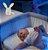 Luminária Coelhinho Noites Mágicas - Chicco - Imagem 2