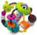 Brinquedo Interativo Bola de atividade Interativa Lagarta - Imagem 1