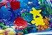 Tapete de Água Inflável Divertido Fundo do Mar- kababy - Imagem 4