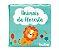 Livrinho de Banho - Animais da Floresta - Buba - Imagem 1