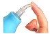 Aspirador para Nariz e Ouvido Azul - Imagem 3