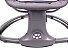 Cadeira Swing Automática com Bluetooth Rosa - Mastela - Imagem 2