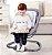 Cadeira Swing Automática com Bluetooth Rosa - Mastela - Imagem 7